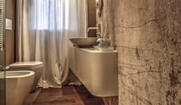 modern Bathroom by cristina zanni designer