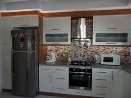 Akdeniz Dekorasyon – Mutfak Uygulamalarımız: modern tarz Mutfak