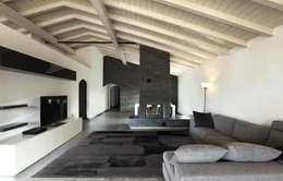 غرفة المعيشة تنفيذ Cavalcanti