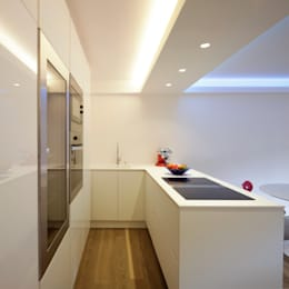 modern Kitchen by blackStones