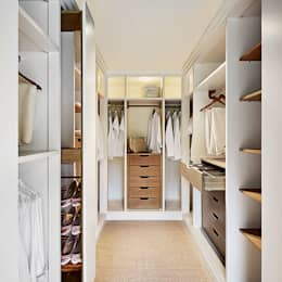 modern Dressing room by Reformes TMS