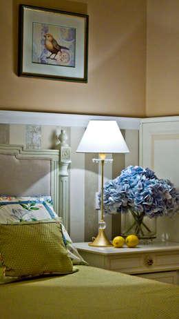 Dormitorios de estilo mediterraneo por NG-STUDIO Interior Design