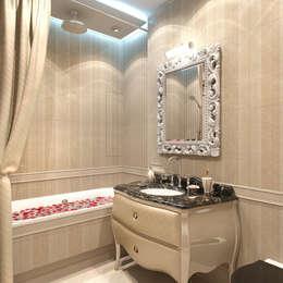 Ванная: Ванные комнаты в . Автор – Aledoconcept