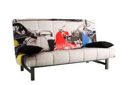 Sala de estar  por GALDIS MUEBLES SL
