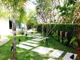 Terrazas de estilo  por ESTÚDIO danielcruz