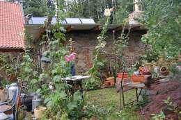 Сады в . Автор – Stuccolustro