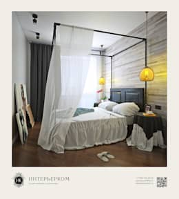 색다른 침실을 만드는 인더스트리얼 침실 가구
