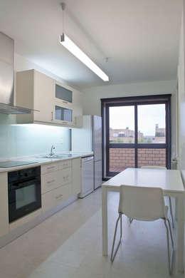 eclectische Keuken door A2OFFICE
