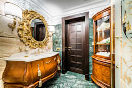 eclectic Bathroom by Belimov-Gushchin Andrey