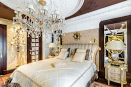 eclectic Bedroom by Belimov-Gushchin Andrey