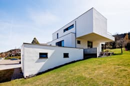 brügel_eickholt architekten gmbh: minimal tarz tarz Evler