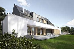 Дома в . Автор – Konrad Idaszewski Architekt