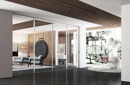 Ventanas de estilo  por Staino&Staino