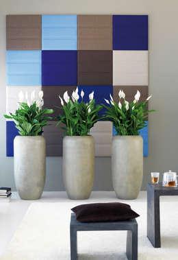 Projekty,  Zieleń wewnątrz zaprojektowane przez fleur ami GmbH