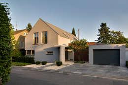 modern Houses by wirges-klein architekten