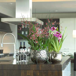 Paisajismo de interiores de estilo  por fleur ami GmbH