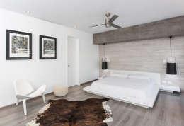 Dormitorios de estilo minimalista por Grupo Arsciniest