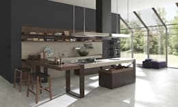 modern Kitchen by ARTE CUCINE/ PEDINI