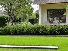 DOORKIJK: klasieke Tuin door Buro Ruimte & Groen
