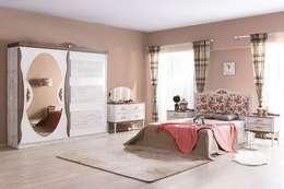 CESE HOME CONCEPT – Yatak Odası: modern tarz Yatak Odası
