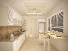 classic Kitchen by Sinar İç mimarlık