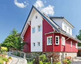 Maisons de style de stile Rural par MOCOPINUS GmbH & Co. KG