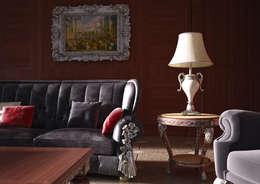 Гостиная в . Автор – Walls 3D Vizualization