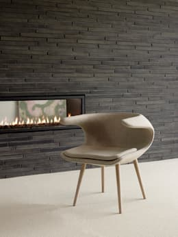 modern Living room by Stouby