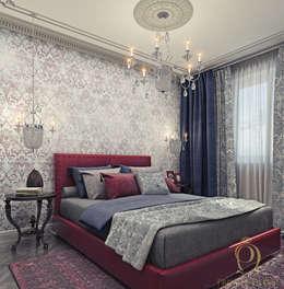 Новое звучание: Спальни в . Автор – Premier Dekor