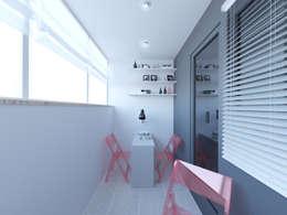 OK Interior Design:  tarz Teras