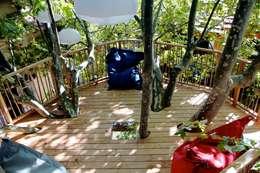 Cabaneo의  정원