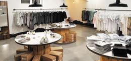 ROHRFABRIK:  tarz Dükkânlar