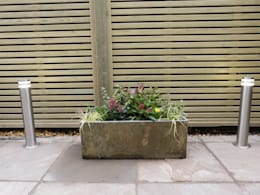 Jardín de estilo  por Anne Macfie Garden Design