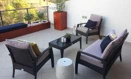 Santiago | Interior Design Studio :  tarz Teras