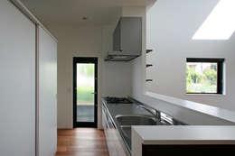 modern Kitchen by 設計事務所アーキプレイス