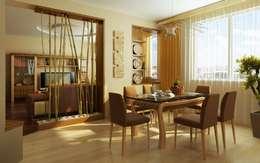 Ysk Tadilat – Ev Tadilatı: klasik tarz tarz Yemek Odası