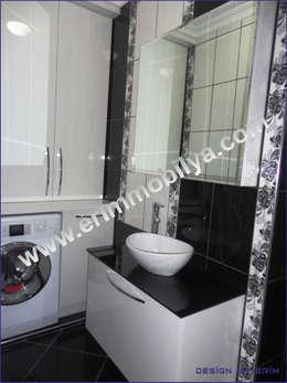 Erim Mobilya  – Banyo Dolabı: modern tarz Banyo