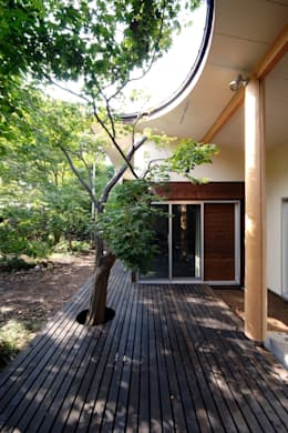 modern Houses by 前田敦計画工房
