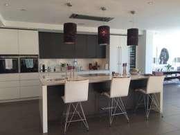 modern Kitchen by Rachel Angel Design