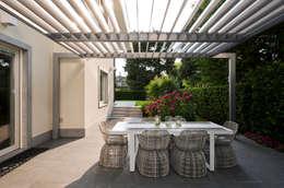 Jardin de style de style Moderne par FASE ARCHITETTI ASSOCIATI
