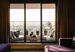 Point West:  Terrace by Keir Townsend Ltd.