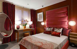 1st Bedroom: classic Bedroom by Keir Townsend Ltd.