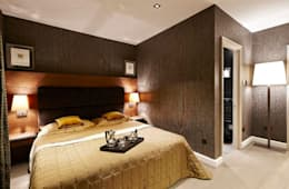 classic Bedroom by Keir Townsend Ltd.