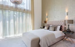 Park Show Home: modern Bedroom by WN Interiors of Poole in Dorset