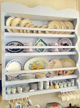 NİTELİK MOBİLYA DEKORASYON – SAMBA TEREK: klasik tarz tarz Mutfak