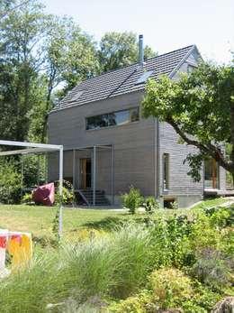 Moderne Holzhäuser Architektur homify 360 holzhäuser in der schweiz