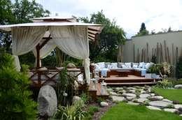 Сад  в . Автор – CAROLINE'S DESIGN