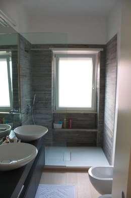 5 idee per salvare spazio in un bagno piccolo - Esempi Di Bagni Moderni