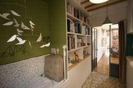 Décoration d'intérieur: Chambre d'enfants de style  par Atelier DCCP Architectes