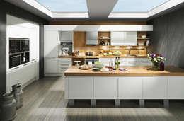 Projekty,  Kuchnia zaprojektowane przez DanKüchen Studio Hengelo